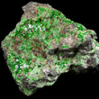 Uvarovite from California