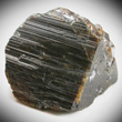 Striated Uvite Crystal