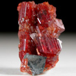 Red Uvite with Hematite