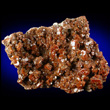 Dense Brown Vanadinite Cluster