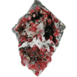 Rounded Red Iron-Rich Variscite