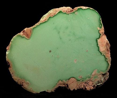 Solid Green Variscite Nodule