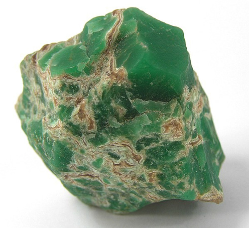 Massive Green Variscite