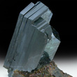 Well-Terminated Dark Vivianite