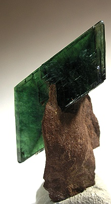 Doubly Terminated Matrix Vivanite