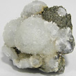 Bright White Wavellite