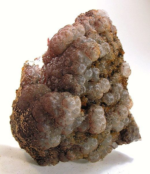 Colorless Botryoidal Willemite