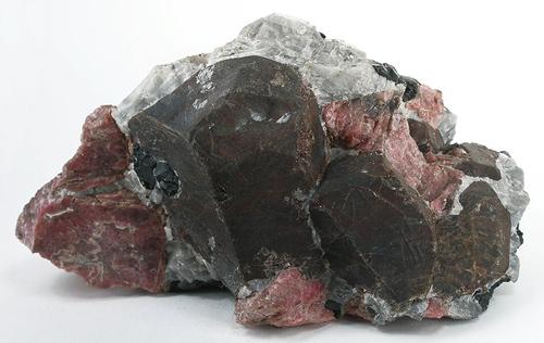 Huge Brown Willemite Crystals