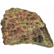 Green and Reddish Heulandite