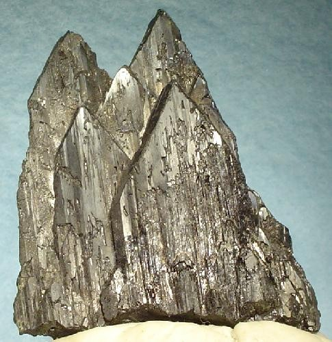 Pointed Wolframite Cluster