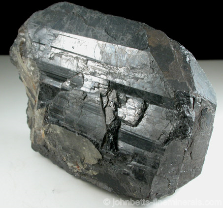 Wedge Shaped Ferberite
