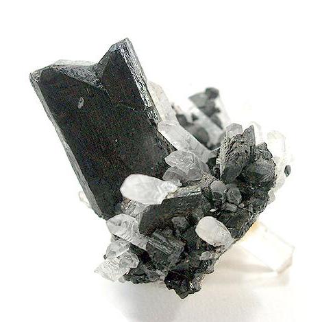 Twinned Wolframite