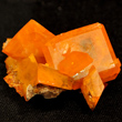 Tabular Wulfenite Group