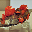 Orange-Red Wulfenite