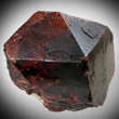 Single Dark-Red Zircon Crystal