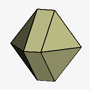 Tabular Bipyramidal