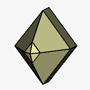 Complex Narrow Bipyramidal