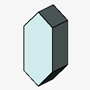 Pointed Orthorhombic