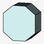 Octagonal Orthorhombic