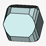 Heavily Modified Orthorhombic