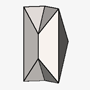 Twinned Pyramidal