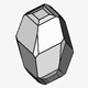 Modified Scalenohedral