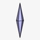 Tapered Bipyramidal