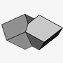 Rhombohedral Contact Twins