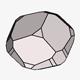 Modified Hexagonal Plate