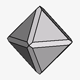 Octahedral with Slight Modification