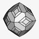 Rounded Trapezohedron