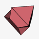 Octahedral Spinel Twin