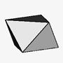 Pseudo-octahedral
