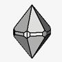 Hexagonal Biyramidal