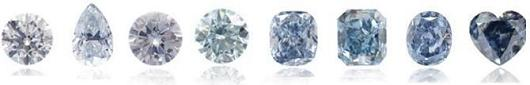 fancy colored blue diamonds