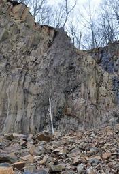Closed Traprock Quarry