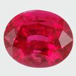 Red Ruby Spinel
